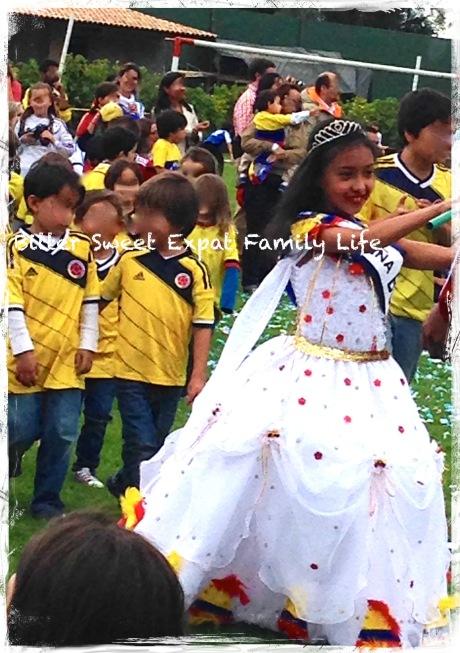Niña Bogota